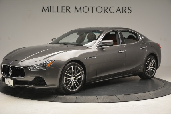 Used 2015 Maserati Ghibli S Q4 for sale Sold at Pagani of Greenwich in Greenwich CT 06830 2