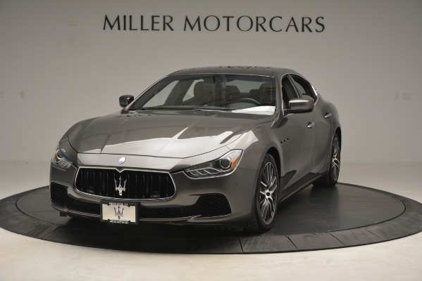 Used 2015 Maserati Ghibli S Q4 for sale Sold at Pagani of Greenwich in Greenwich CT 06830 1