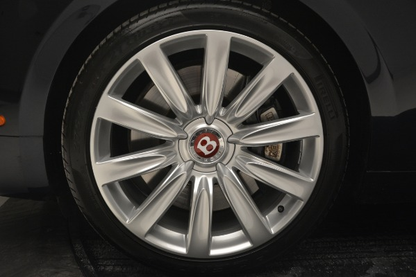 Used 2016 Bentley Flying Spur W12 for sale Sold at Pagani of Greenwich in Greenwich CT 06830 14