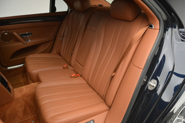 Used 2016 Bentley Flying Spur W12 for sale Sold at Pagani of Greenwich in Greenwich CT 06830 24