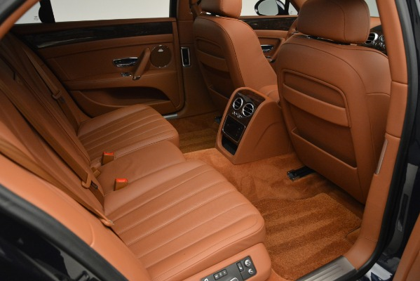 Used 2016 Bentley Flying Spur W12 for sale Sold at Pagani of Greenwich in Greenwich CT 06830 25