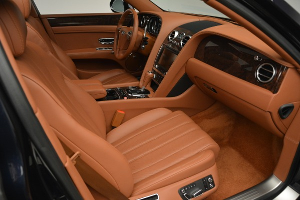 Used 2016 Bentley Flying Spur W12 for sale Sold at Pagani of Greenwich in Greenwich CT 06830 27
