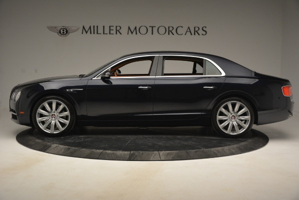 Used 2016 Bentley Flying Spur W12 for sale Sold at Pagani of Greenwich in Greenwich CT 06830 3