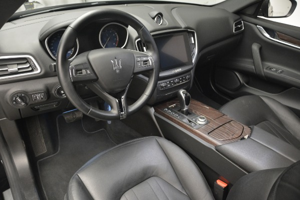 Used 2018 Maserati Ghibli S Q4 for sale Sold at Pagani of Greenwich in Greenwich CT 06830 18