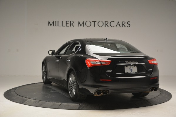 Used 2018 Maserati Ghibli S Q4 for sale Sold at Pagani of Greenwich in Greenwich CT 06830 7
