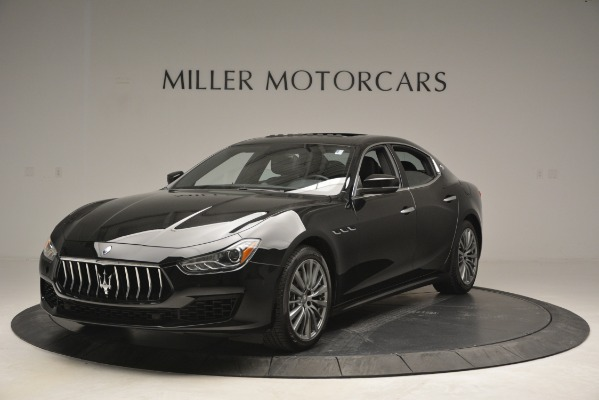 Used 2018 Maserati Ghibli S Q4 for sale Sold at Pagani of Greenwich in Greenwich CT 06830 1