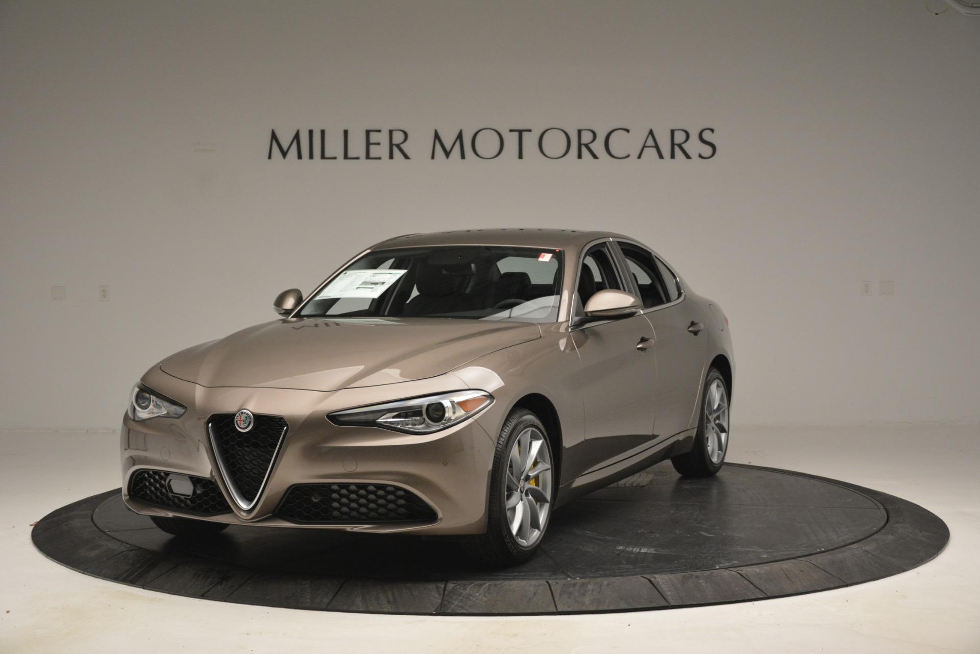 New 2019 Alfa Romeo Giulia Q4 for sale Sold at Pagani of Greenwich in Greenwich CT 06830 1