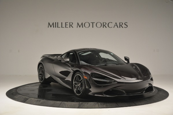 Used 2018 McLaren 720S Coupe for sale Sold at Pagani of Greenwich in Greenwich CT 06830 11