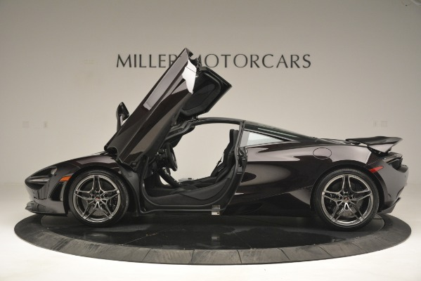 Used 2018 McLaren 720S Coupe for sale Sold at Pagani of Greenwich in Greenwich CT 06830 15