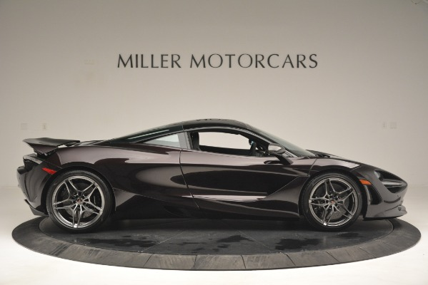 Used 2018 McLaren 720S Coupe for sale Sold at Pagani of Greenwich in Greenwich CT 06830 9