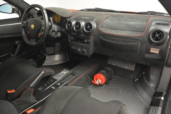 Used 2008 Ferrari F430 Scuderia for sale Sold at Pagani of Greenwich in Greenwich CT 06830 17