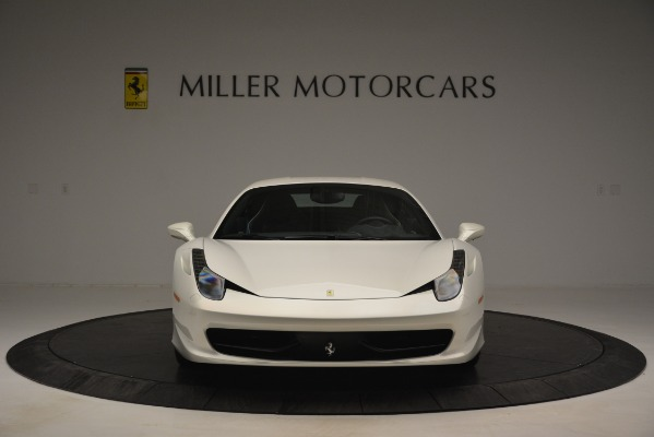 Used 2014 Ferrari 458 Italia for sale Sold at Pagani of Greenwich in Greenwich CT 06830 12