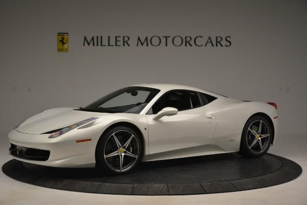 Used 2014 Ferrari 458 Italia for sale Sold at Pagani of Greenwich in Greenwich CT 06830 2