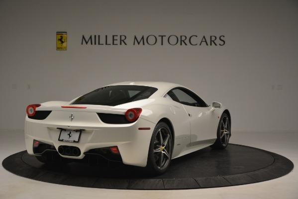 Used 2014 Ferrari 458 Italia for sale Sold at Pagani of Greenwich in Greenwich CT 06830 7