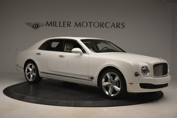 Used 2016 Bentley Mulsanne Speed for sale Sold at Pagani of Greenwich in Greenwich CT 06830 10