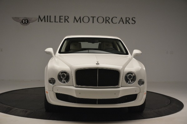 Used 2016 Bentley Mulsanne Speed for sale Sold at Pagani of Greenwich in Greenwich CT 06830 12