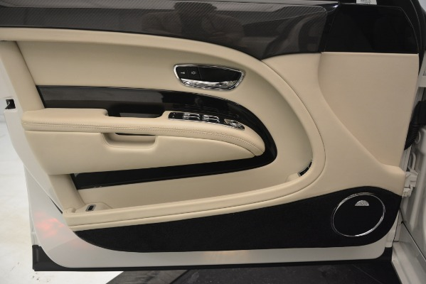 Used 2016 Bentley Mulsanne Speed for sale Sold at Pagani of Greenwich in Greenwich CT 06830 15