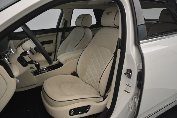 Used 2016 Bentley Mulsanne Speed for sale Sold at Pagani of Greenwich in Greenwich CT 06830 19