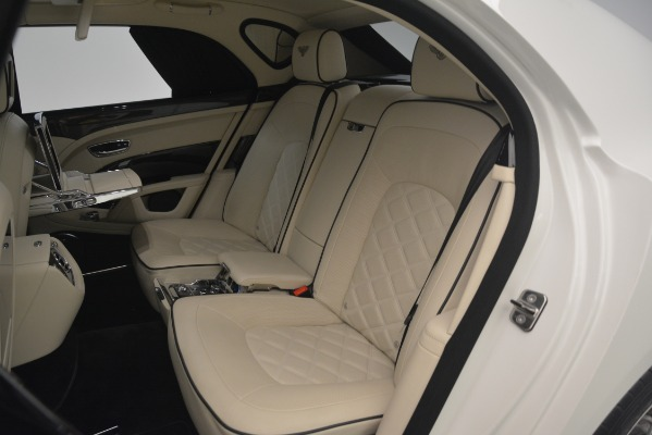 Used 2016 Bentley Mulsanne Speed for sale Sold at Pagani of Greenwich in Greenwich CT 06830 28