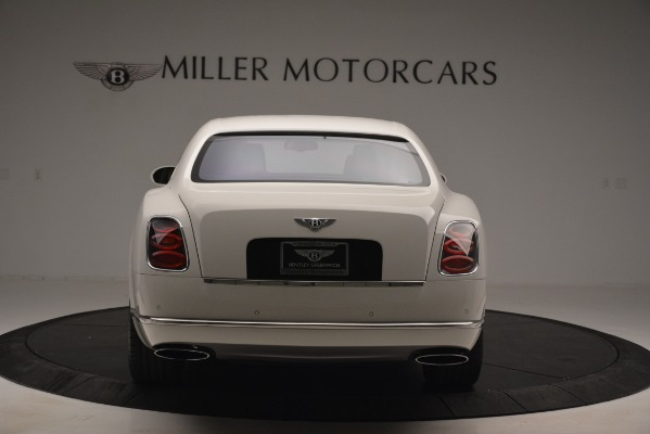 Used 2016 Bentley Mulsanne Speed for sale Sold at Pagani of Greenwich in Greenwich CT 06830 6