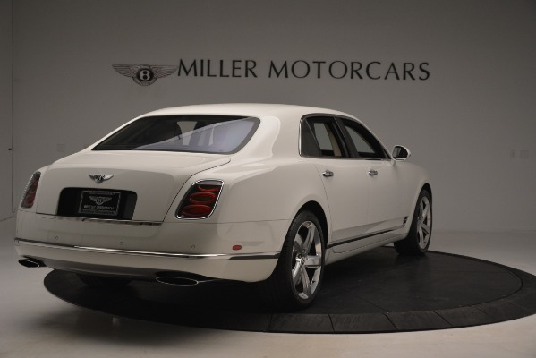 Used 2016 Bentley Mulsanne Speed for sale Sold at Pagani of Greenwich in Greenwich CT 06830 7