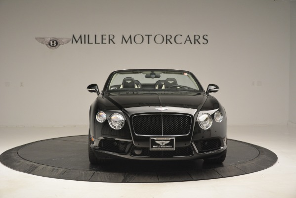 Used 2014 Bentley Continental GT V8 for sale Sold at Pagani of Greenwich in Greenwich CT 06830 12