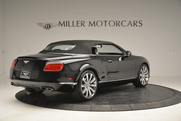 Used 2014 Bentley Continental GT V8 for sale Sold at Pagani of Greenwich in Greenwich CT 06830 18