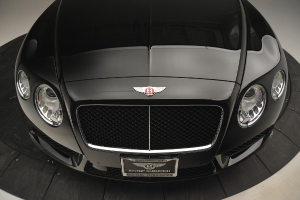 Used 2014 Bentley Continental GT V8 for sale Sold at Pagani of Greenwich in Greenwich CT 06830 22