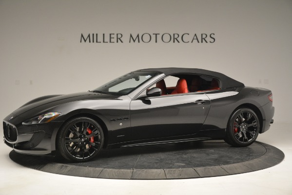 Used 2015 Maserati GranTurismo Sport for sale Sold at Pagani of Greenwich in Greenwich CT 06830 14