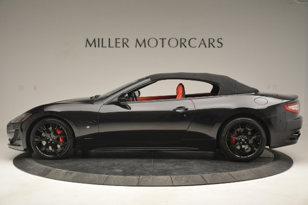 Used 2015 Maserati GranTurismo Sport for sale Sold at Pagani of Greenwich in Greenwich CT 06830 15