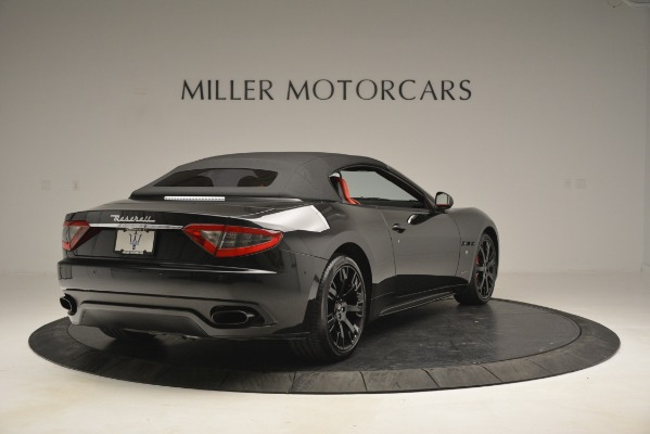 Used 2015 Maserati GranTurismo Sport for sale Sold at Pagani of Greenwich in Greenwich CT 06830 19