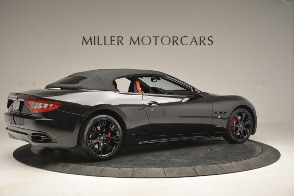 Used 2015 Maserati GranTurismo Sport for sale Sold at Pagani of Greenwich in Greenwich CT 06830 20