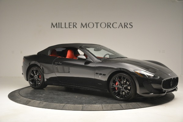 Used 2015 Maserati GranTurismo Sport for sale Sold at Pagani of Greenwich in Greenwich CT 06830 22