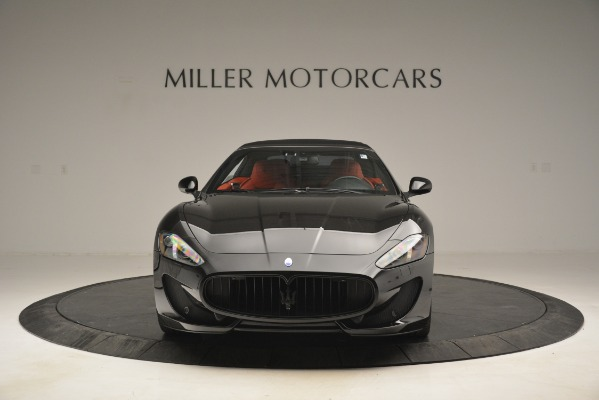Used 2015 Maserati GranTurismo Sport for sale Sold at Pagani of Greenwich in Greenwich CT 06830 24