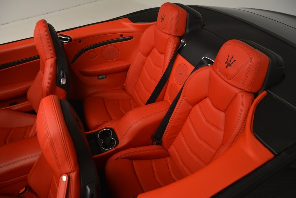 Used 2015 Maserati GranTurismo Sport for sale Sold at Pagani of Greenwich in Greenwich CT 06830 28