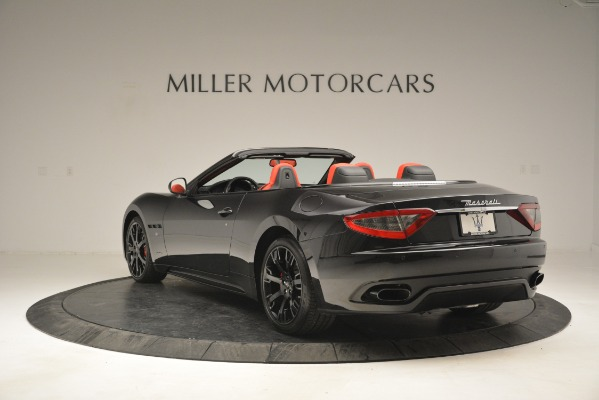 Used 2015 Maserati GranTurismo Sport for sale Sold at Pagani of Greenwich in Greenwich CT 06830 5