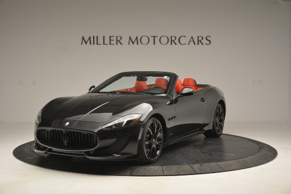 Used 2015 Maserati GranTurismo Sport for sale Sold at Pagani of Greenwich in Greenwich CT 06830 1