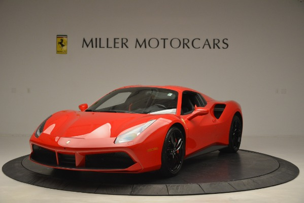 Used 2017 Ferrari 488 Spider for sale Sold at Pagani of Greenwich in Greenwich CT 06830 13