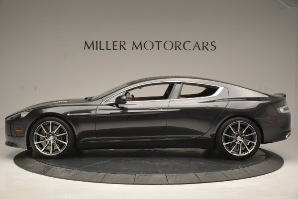 Used 2016 Aston Martin Rapide S for sale Sold at Pagani of Greenwich in Greenwich CT 06830 3