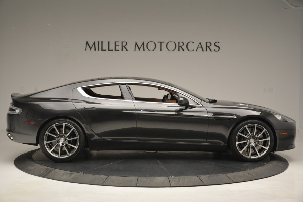 Used 2016 Aston Martin Rapide S for sale Sold at Pagani of Greenwich in Greenwich CT 06830 9