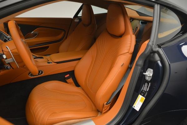 Used 2018 Aston Martin DB11 V12 Coupe for sale Sold at Pagani of Greenwich in Greenwich CT 06830 16