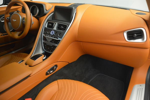 Used 2018 Aston Martin DB11 V12 Coupe for sale Sold at Pagani of Greenwich in Greenwich CT 06830 20