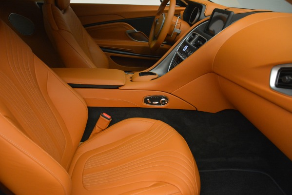 Used 2018 Aston Martin DB11 V12 Coupe for sale Sold at Pagani of Greenwich in Greenwich CT 06830 21