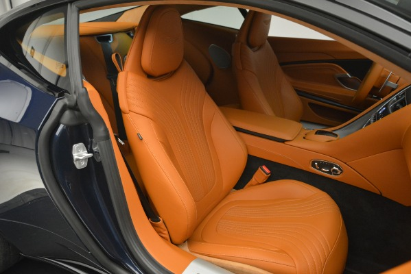 Used 2018 Aston Martin DB11 V12 Coupe for sale Sold at Pagani of Greenwich in Greenwich CT 06830 22