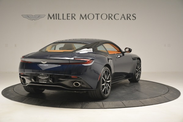 Used 2018 Aston Martin DB11 V12 Coupe for sale Sold at Pagani of Greenwich in Greenwich CT 06830 7