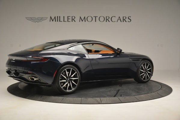 Used 2018 Aston Martin DB11 V12 Coupe for sale Sold at Pagani of Greenwich in Greenwich CT 06830 8