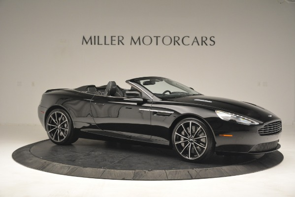 Used 2016 Aston Martin DB9 Convertible for sale Sold at Pagani of Greenwich in Greenwich CT 06830 10