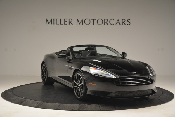 Used 2016 Aston Martin DB9 Convertible for sale Sold at Pagani of Greenwich in Greenwich CT 06830 11
