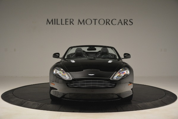 Used 2016 Aston Martin DB9 Convertible for sale Sold at Pagani of Greenwich in Greenwich CT 06830 12