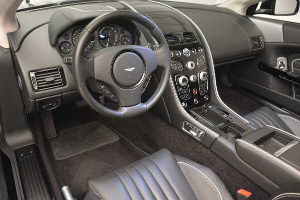 Used 2016 Aston Martin DB9 Convertible for sale Sold at Pagani of Greenwich in Greenwich CT 06830 14